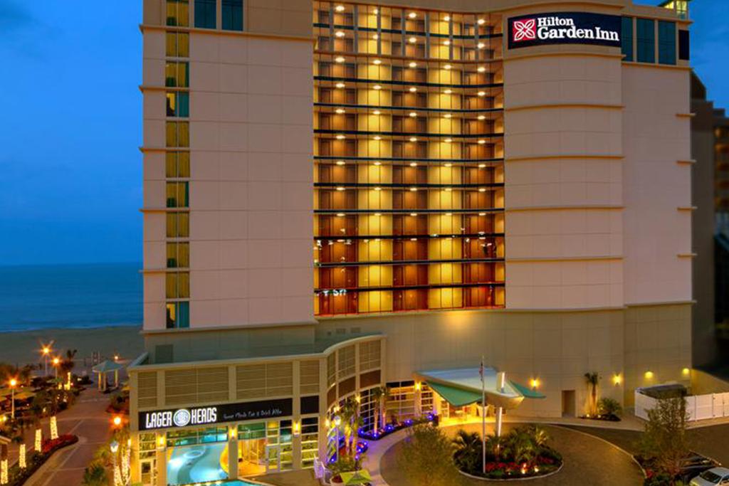 Hilton Garden Inn Virginia Beach Oceanfront