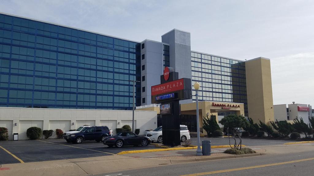 Ramada Plaza by Wyndham