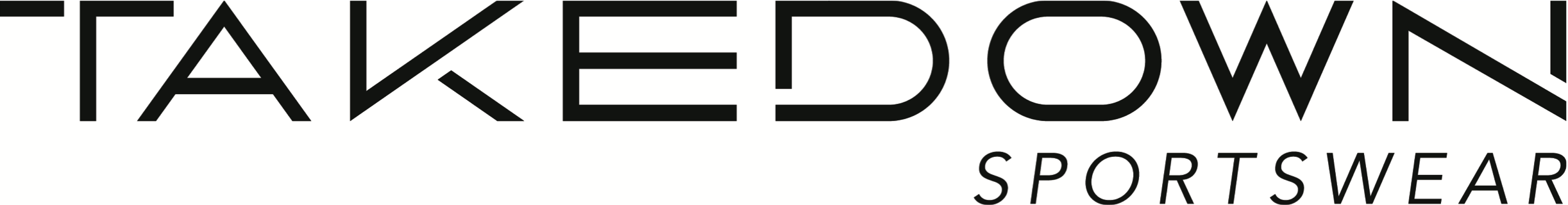 Takedown Sportswear Logo